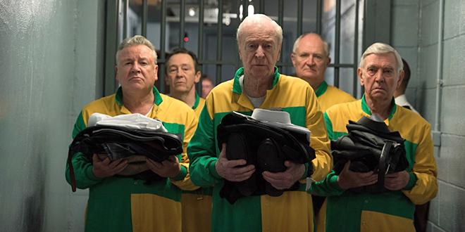 Box-office français du 27 mars au 2 avril 2019 - Gentlemen cambrioleurs (King of Thieves)