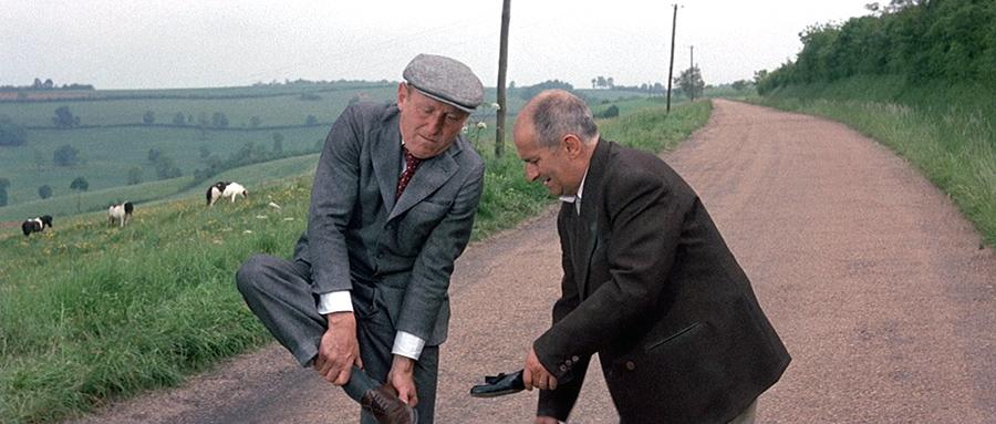 Bourvil et Louis de Funès dans La Grande Vadrouille (Gérard Oury, 1966) - © StudioCanal