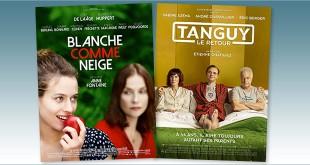 sorties Comédie du 10 avril 2019 : Blanche comme neige, Tanguy, le retour