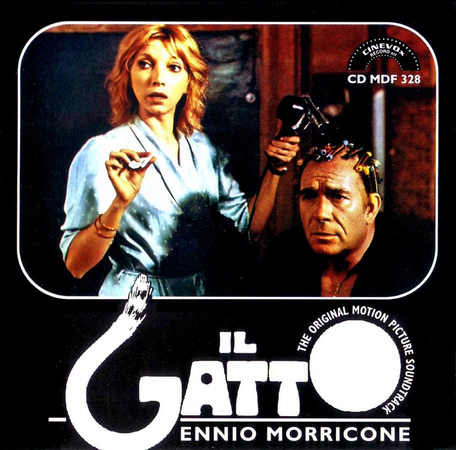 Ennio Morricone - Bande originale du film Qui a tué le chat ? (Il gatto) de Luigi Comencini (1977)