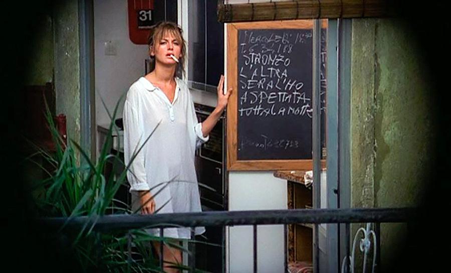 Dalila Di Lazzaro dans Qui a tué le chat ? (Il gatto) de Luigi Comencini (1977) - © Tamasa