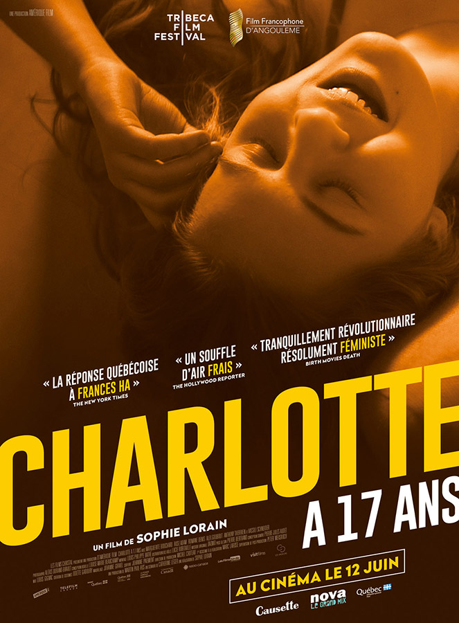 Charlotte a 17 ans (Sophie Lorain, 2019)