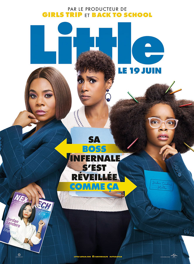 Little (Tina Gordon Chism, 2019)