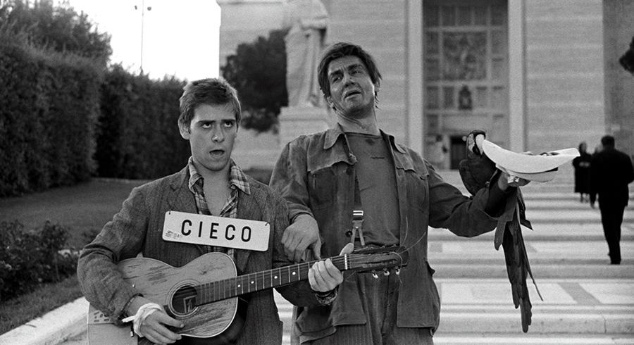 Vittorio Gassman et Daniele Vargas dans Les Deux orphelins (Les Monstres de Dino Risi) - © Splendor Films