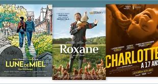 sorties Comédie du 12 juin 2019 : Lune de miel, Roxane, Charlotte a 17 ans