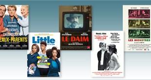 Sorties Comédie du 19 juin 2019 : Beaux-parents, Le Daim, Little, Les Monstres (I Mostri, 1963), Tombe les filles et tais-toi (Play it again, Sam, 1972)