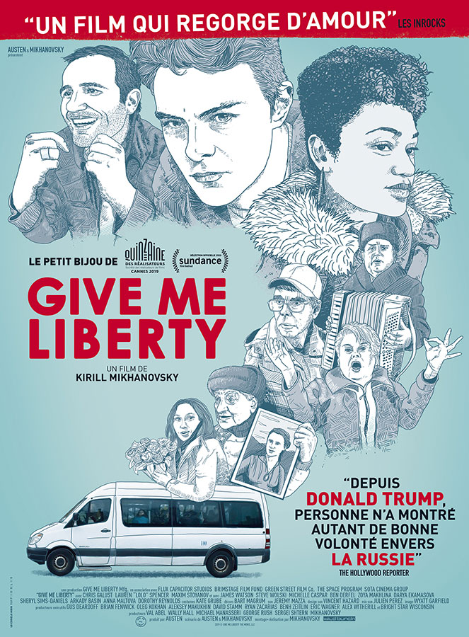Give me Liberty (Kirill Mikhanovsky, 2019)