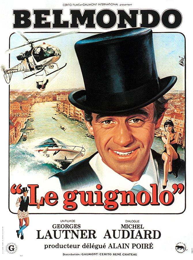 Le Guignolo (Georges Lautner, 1980)