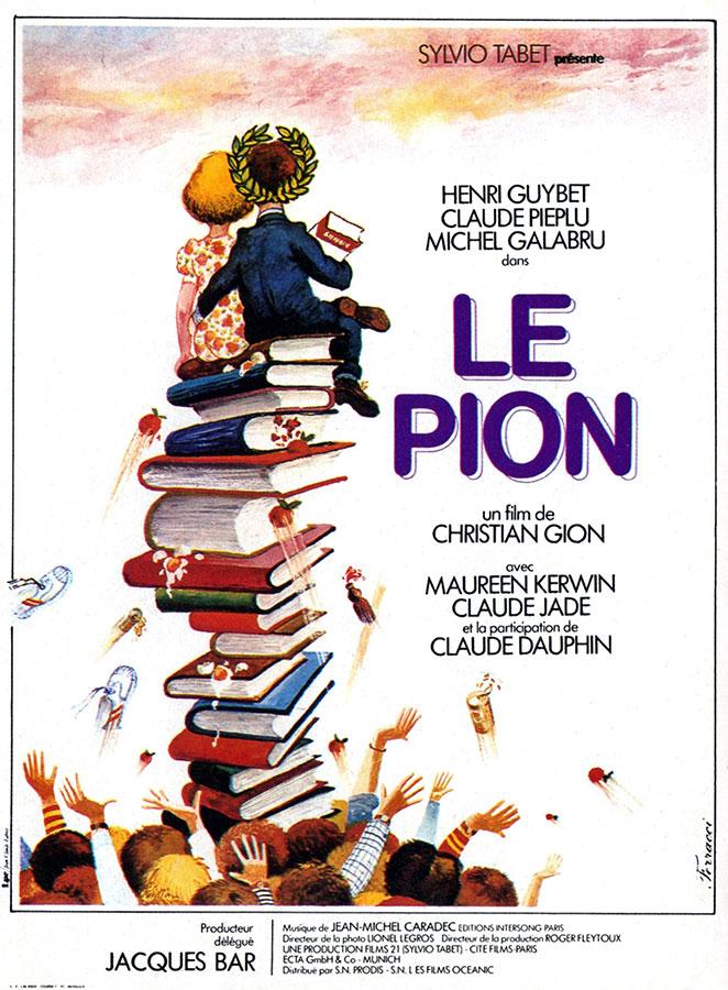 Le Pion (Christian Gion, 1978)