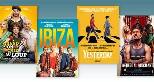 sorties Comédie du 3 juillet 2019 : Ibiza, Quand on crie au loup, Yesterday, Affreux et méchants