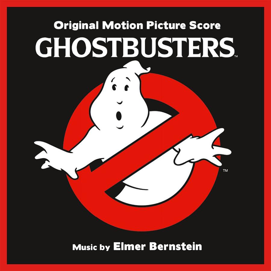 Ghostbusters : Original Motion Picture Score par Elmer Bernstein (Sony Masterworks)