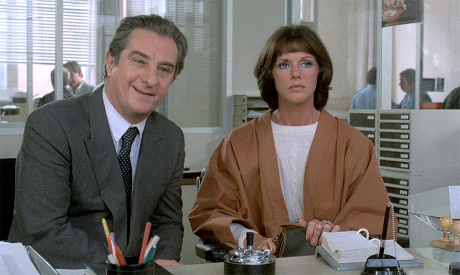 Michel Aumont et Anny Duperey dans Les Compères (Francis Veber, 1983) - © Gaumont