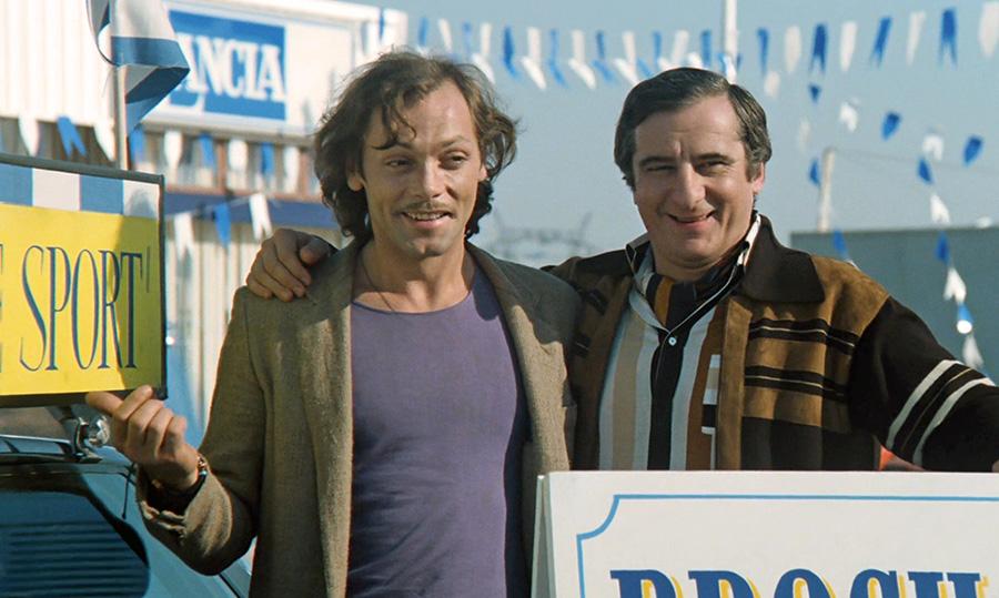 Patrick Dewaere et Michel Aumont dans Coup de tête (Jean-Jacques Annaud, 1979) - © Gaumont