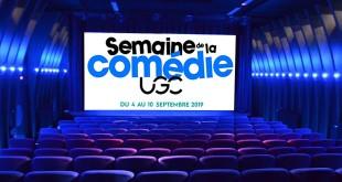 Semaine de la Comédie UGC 2019