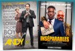 sorties Comédie du 4 septembre 2019 : Andy, Inséparables