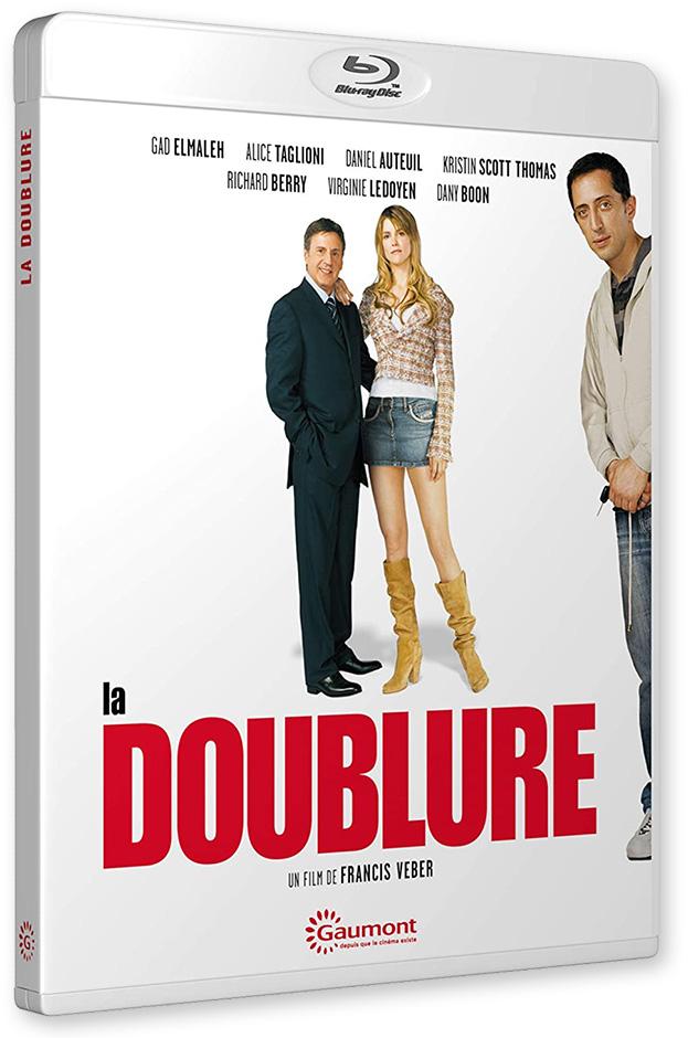 Blu-ray - La Doublure de Francis Veber (Gaumont)