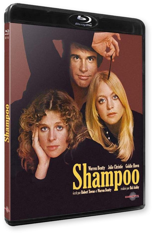 Shampoo (Hal Ashby, 1975) - Blu-ray