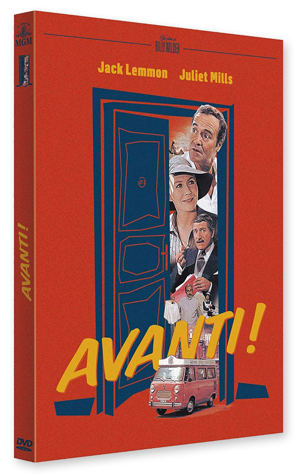 Avanti ! (Billy Wilder, 1972) - Blu-ray