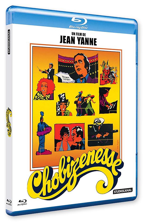 Chobizenesse (Jean Yanne, 1975) - Blu-ray
