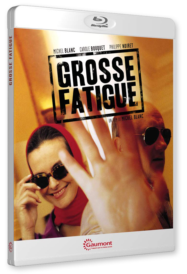 Grosse fatigue (Michel Blanc, 1994) - Blu-ray