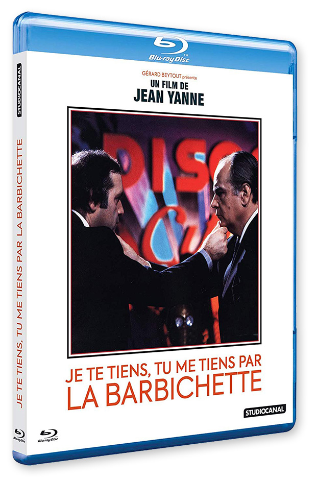 Je te tiens, tu me tiens par la barbichette (Jean Yanne, 1979) - Blu-ray