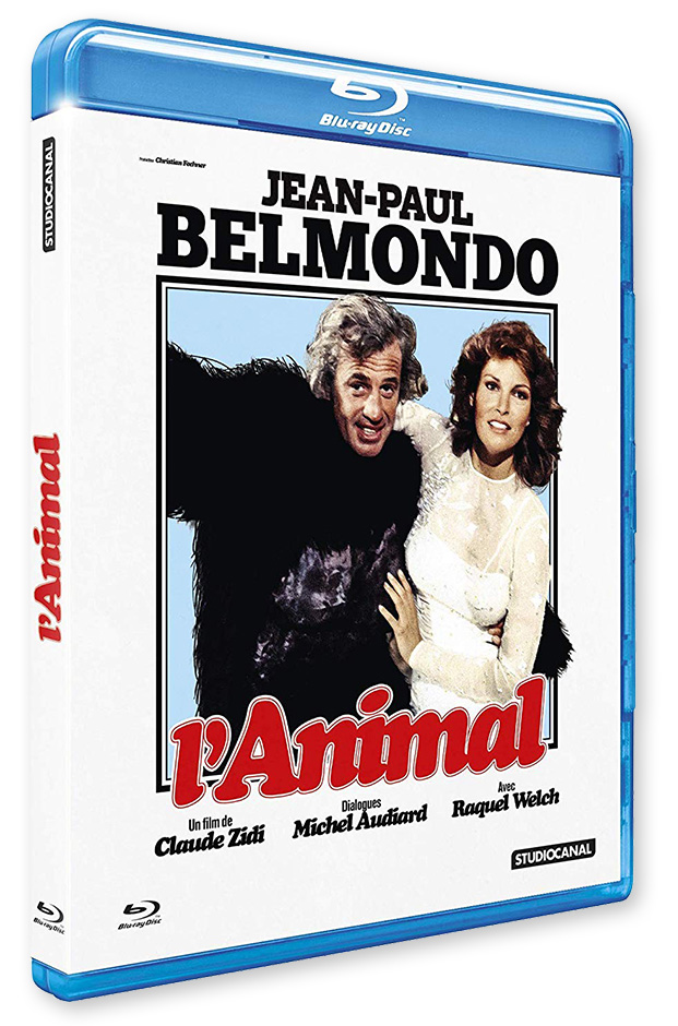 Blu-ray - L'Animal (Claude Zidi, 1977) - Blu-ray