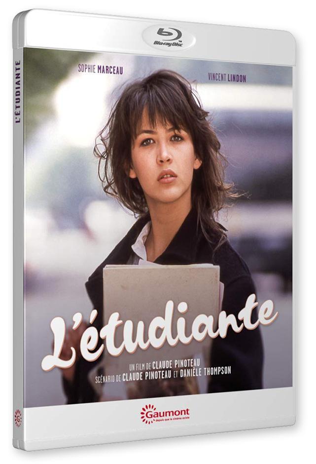 L'Étudiante (Claude Pinoteau, 1988) - Blu-ray