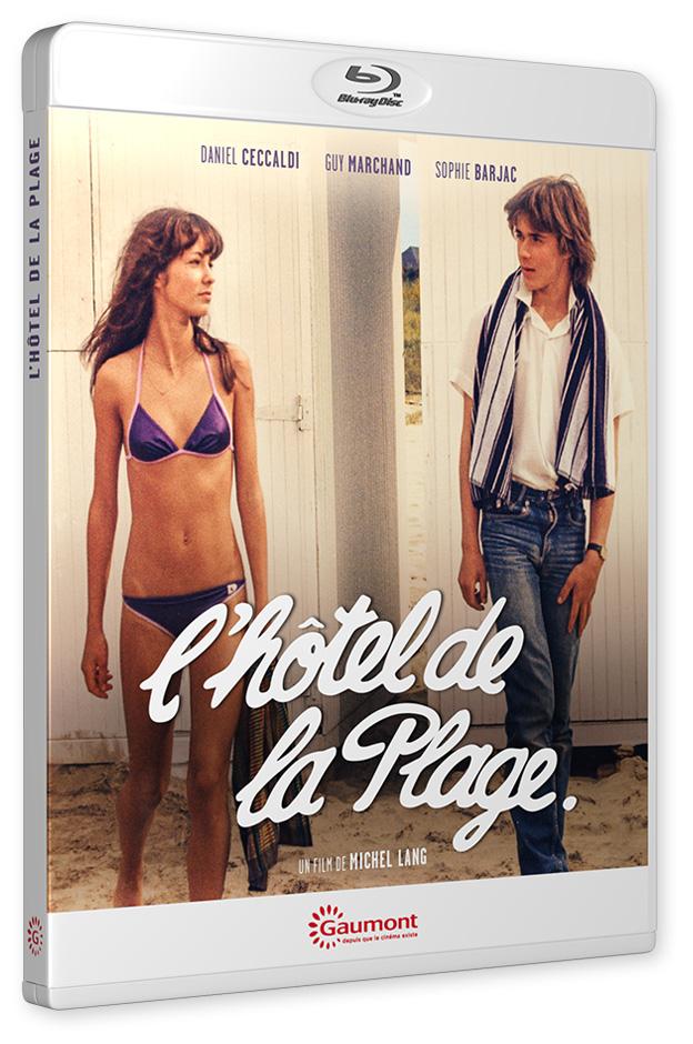 L'Hôtel de la plage (Michel Lang, 1978) - Blu-ray