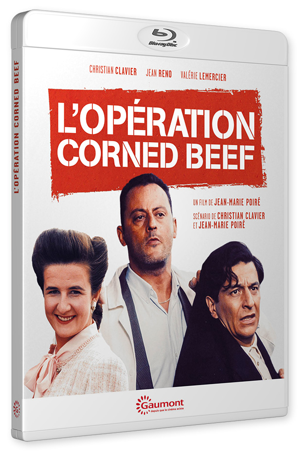 L'Opération corned beef (Jean-Marie Poiré, 1991) - Blu-ray