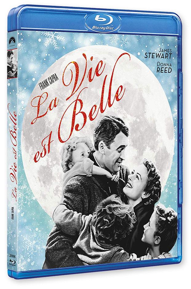 La Vie est belle (Frank Capra, 1946) - Blu-ray