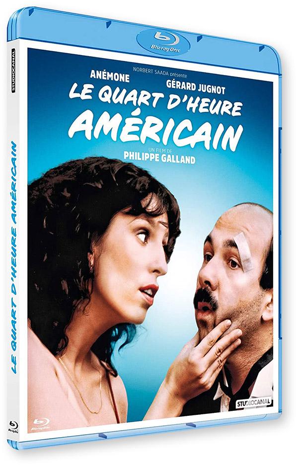 Blu-ray - Le Quart d'heure américain de Philippe Galland (StudioCanal)