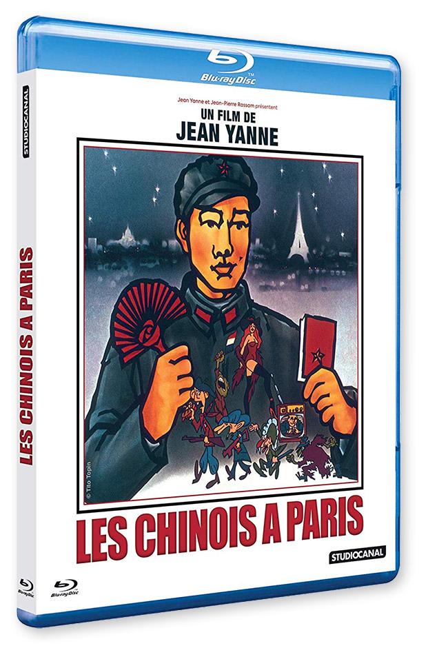 Les Chinois à Paris (Jean Yanne, 1974) - Blu-ray