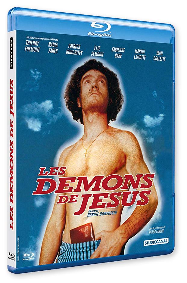 Les Démons de Jésus (Bernie Bonvoisin, 1997) - Blu-ray