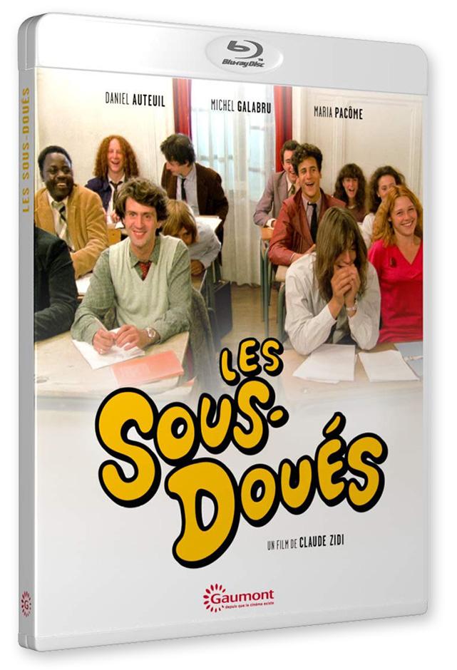 Les Sous-doués passent le bac (Claude Zidi, 1980) - Blu-ray