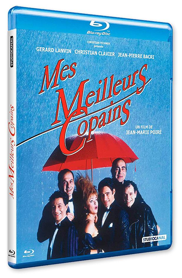 Mes meilleurs copains (Jean-Marie Poiré, 1989) - Blu-ray