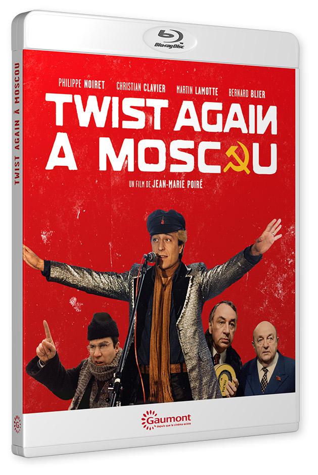 Twist again à Moscou (Jean-Marie Poiré, 1986) - Blu-ray
