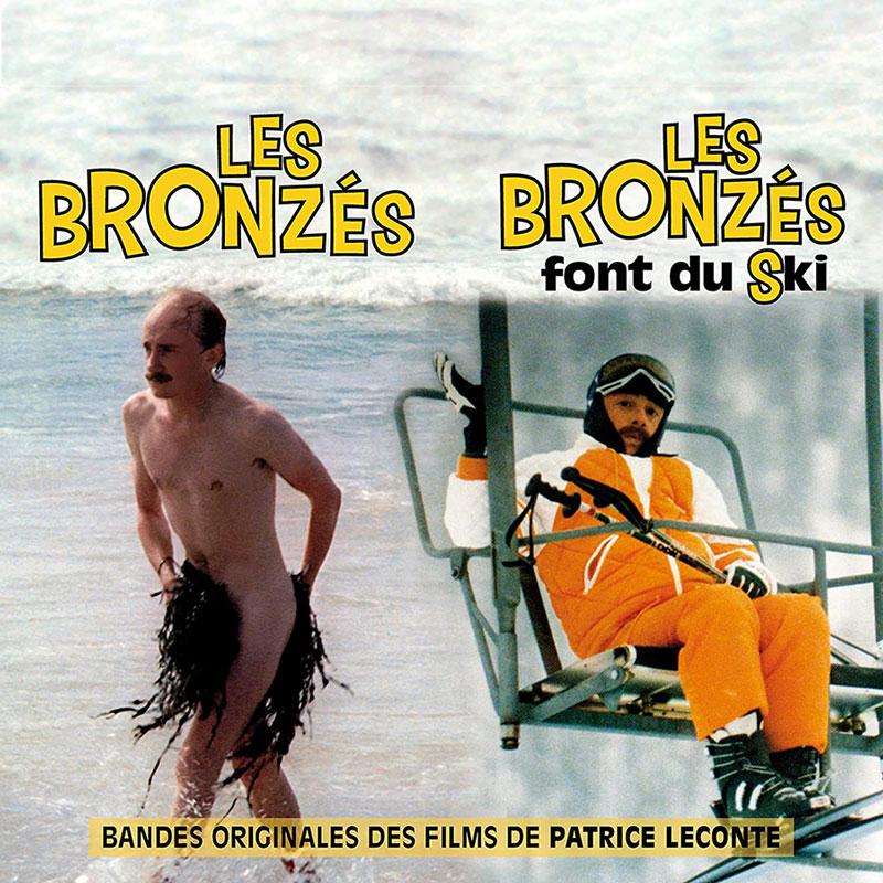 Les Bronzés + Les Bronzés font du ski : CD des BO des films de Patrice Leconte (Fontana)