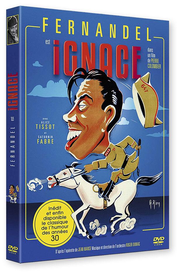 Ignace (Pierre Colombier, 1937) - DVD