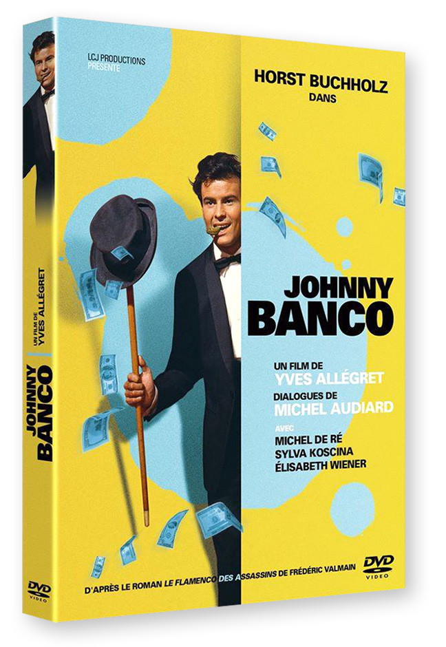 Johnny Banco (Yves Allégret, 1967) - DVD