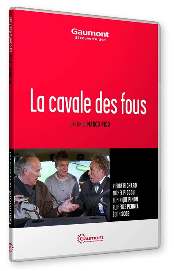 La Cavale des fous (Marco Pico, 1993) - DVD