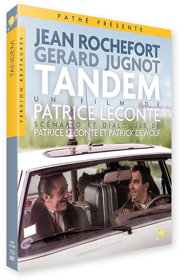 Tandem (Patrice Leconte, 1987) - DVD/Blu-ray