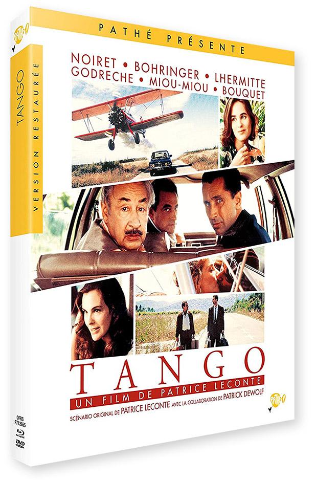 Tango (Patrice Leconte, 1993) - DVD/Blu-ray