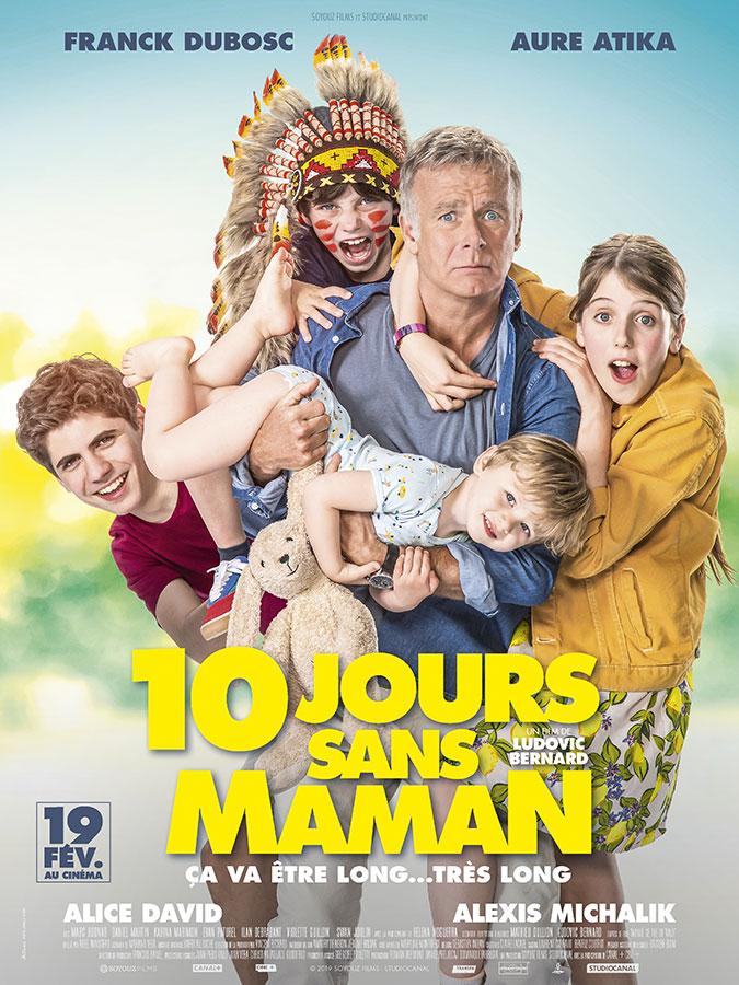 10 jours sans maman (Ludovic Bernard, 2020)