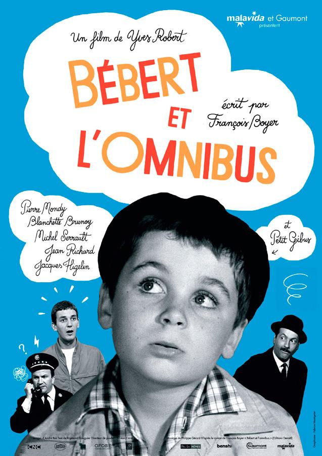 Bébert et l'omnibus (Yves Robert, 1963)