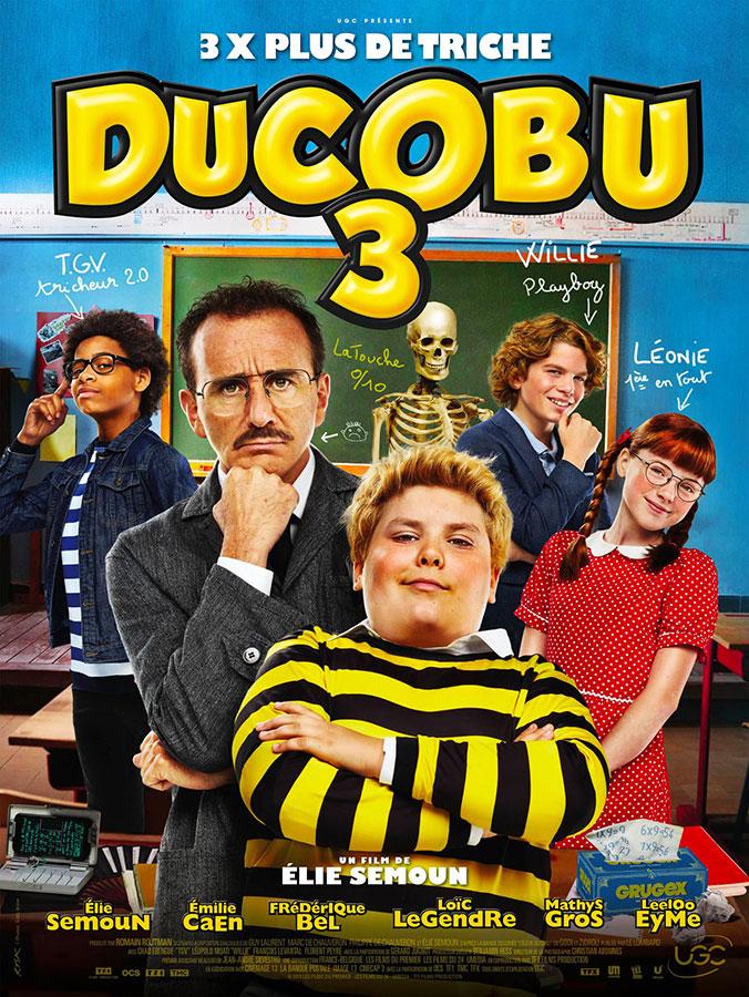 Ducobu 3 (Elie Semoun, 2020)