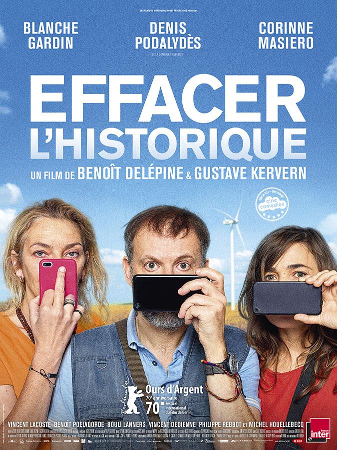 Effacer l'historique (Benoît Delépine et Gustave Kervern, 2020)