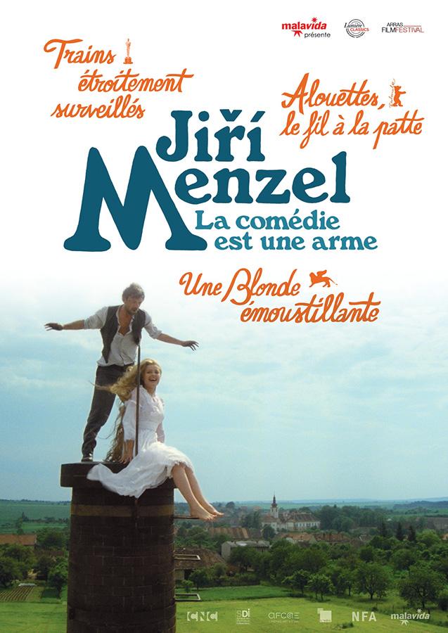 Jiří Menzel, la comédie est une arme : Trains étroitement surveillés / Alouettes, le fil à la patte / Une blonde émoustillante (Malavida)