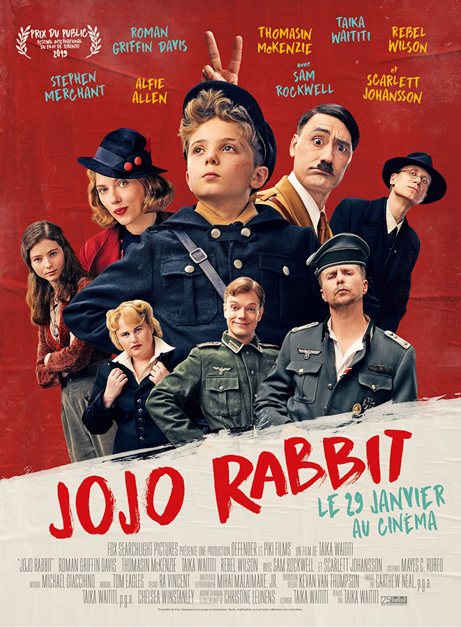 Jojo Rabbit (Taika Waititi, 2020)
