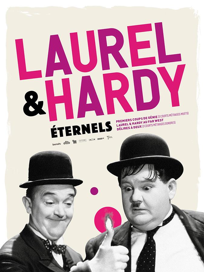 Laurel et Hardy éternels (Théâtre du Temple)