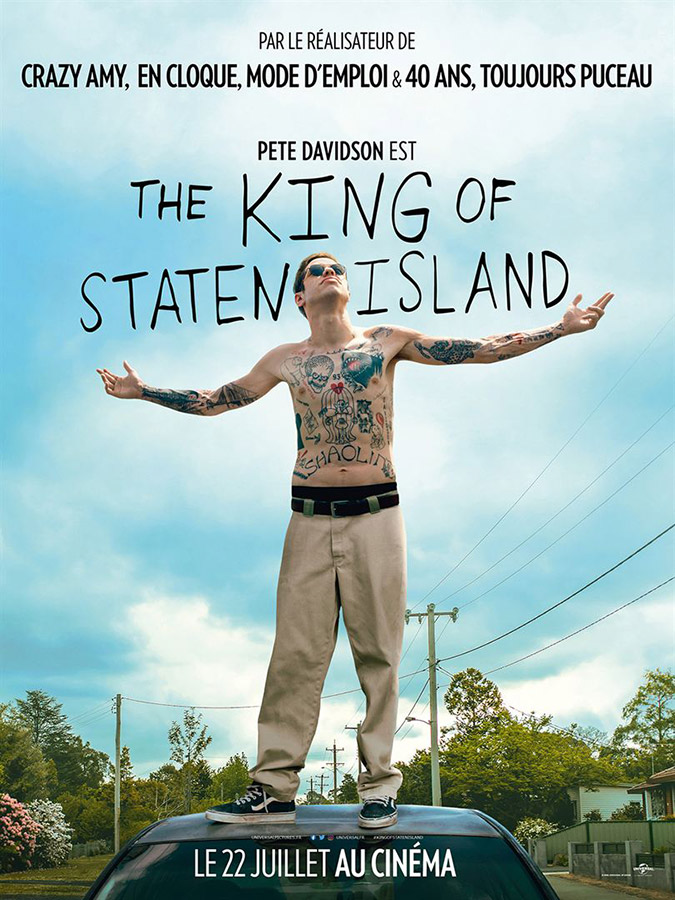 The King of Staten Island (Judd Apatow, 2020)